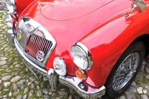 MG A 1600 ROADSTER www.cristianoluzzago.it Brescia 04