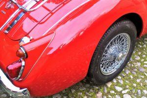 MG A 1600 ROADSTER www.cristianoluzzago.it Brescia 06