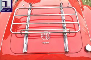 MG A 1600 ROADSTER www.cristianoluzzago.it Brescia 07
