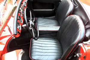 MG A 1600 ROADSTER www.cristianoluzzago.it Brescia 11a