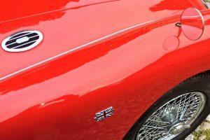 MG A 1600 ROADSTER www.cristianoluzzago.it Brescia 15