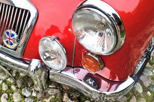 MG A 1600 ROADSTER www.cristianoluzzago.it Brescia 17