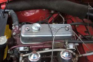 MG A 1600 ROADSTER www.cristianoluzzago.it Brescia 22