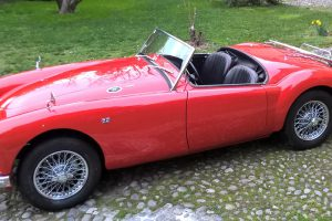 MG A 1600 ROADSTER www.cristianoluzzago.it Brescia 29
