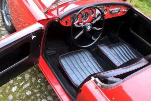 MG A 1600 ROADSTER www.cristianoluzzago.it Brescia 8a