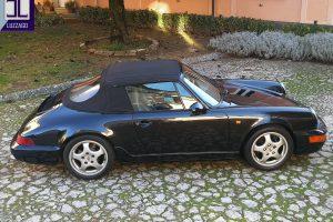 PORSCHE 964 CARRERA2 CABRIOLET www.cristianoluzzago.it Brescia Italy (10)