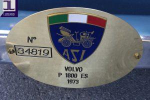 VOLVO P1800 ES www.cristianoluzzago.it Brescia Italy (45)