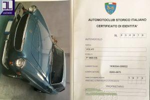 VOLVO P1800 ES www.cristianoluzzago.it Brescia Italy (47)