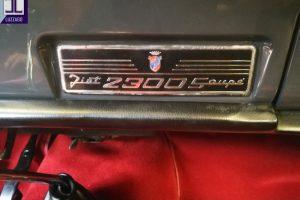 FIAT 2300S COUPE www.cristianoluzzago.it Brescia Italy (34)