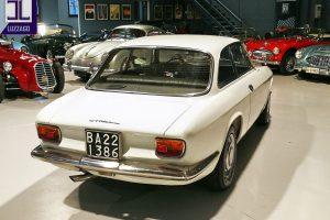 1968 ALFA ROMEO GT JUNIOR 1300 SCALINO www.cristianoluzzago.it Brescia Italy (15)