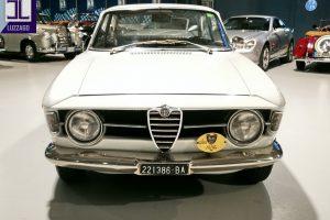 1968 ALFA ROMEO GT JUNIOR 1300 SCALINO www.cristianoluzzago.it Brescia Italy (21)