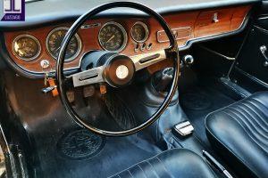 1968 ALFA ROMEO GT JUNIOR 1300 SCALINO www.cristianoluzzago.it Brescia Italy (32)