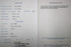 1968 ALFA ROMEO GT JUNIOR 1300 SCALINO www.cristianoluzzago.it Brescia Italy (54)