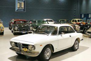 1968 ALFA ROMEO GT JUNIOR 1300 SCALINO www.cristianoluzzago.it Brescia Italy (7)