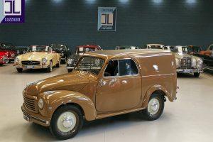 FIAT 500 C FURGONCINO (4)