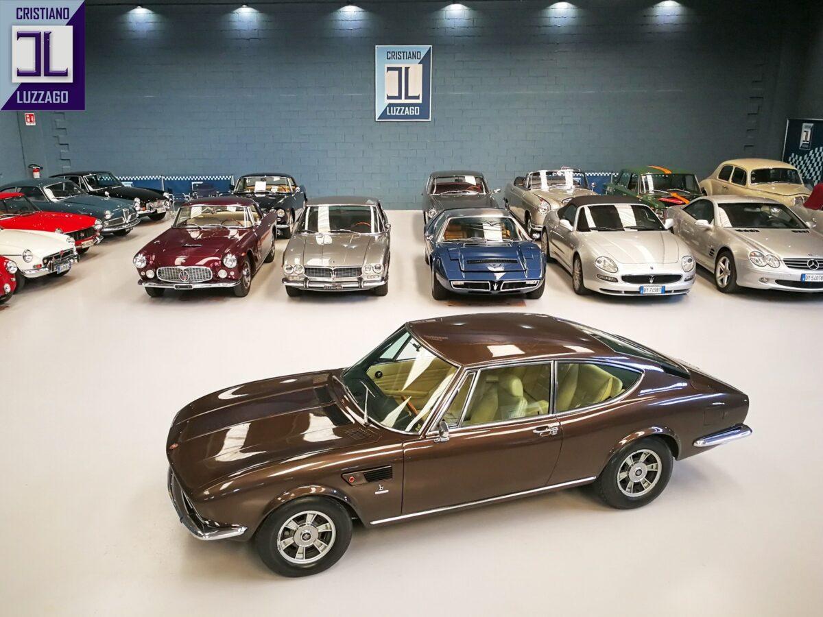 1972 Fiat Dino Coupe 2400 Sold Vendita E Consulenza Auto Classiche Storiche D Epoca Cl