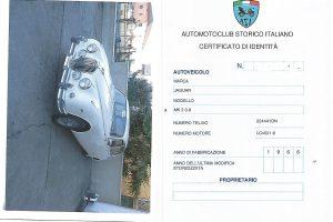 JAGUAR MK2 3.800 www.cristianoluzzago.it Brescia Italy (51)