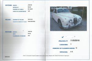 JAGUAR MK2 3.800 www.cristianoluzzago.it Brescia Italy (53)