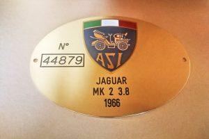 JAGUAR MK2 3.800 www.cristianoluzzago.it Brescia Italy (56)