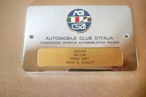 JAGUAR MK2 3.800 www.cristianoluzzago.it Brescia Italy (57)