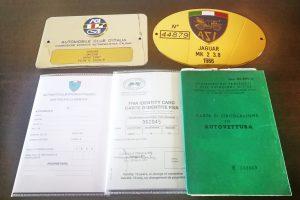 JAGUAR MK2 3.800 www.cristianoluzzago.it Brescia Italy (58)