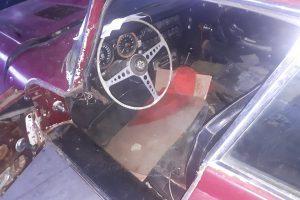 1968 Jaguar e type s1,5 for restoration www.cristianoluzzago.it Brescia Italy (13)