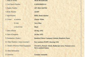 1972 MG B ROADSTER www.cristianoluzzago.it Brescia Italy (39