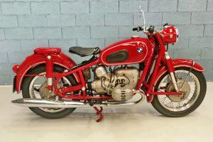 1956 BMW R50 www.cristianoluzzago.it Brescia Italy (2)