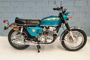 1969 HONDA CB 750 SANDCAST www.cristianoluzzago.it Brescia Italy (1)