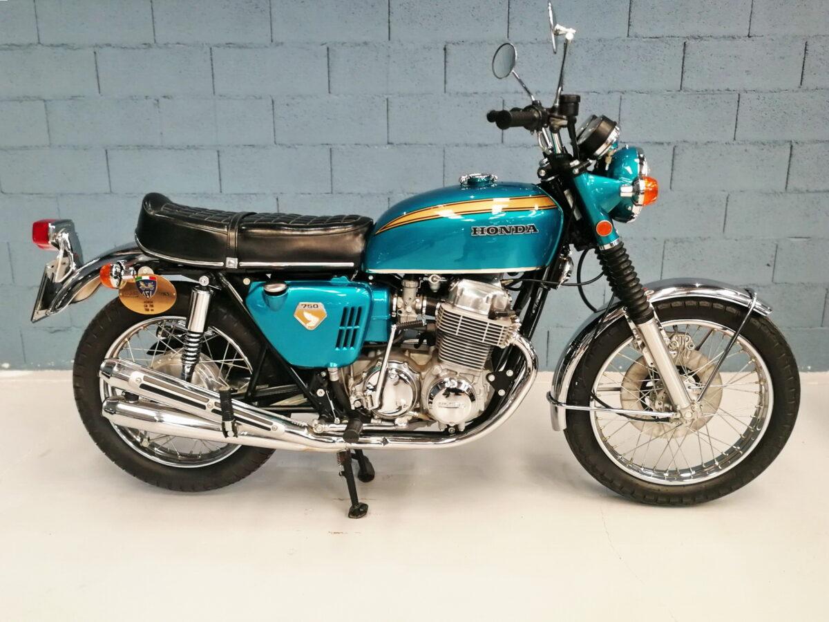 1969 ホンダ CB 750