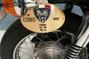 1969 HONDA CB 750 SANDCAST www.cristianoluzzago.it Brescia Italy (9)