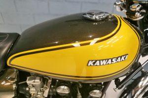 1973 KAWASAKI 900 Z1 SUPER 4 www.cristianoluzzago.it Brescia Italy (8)