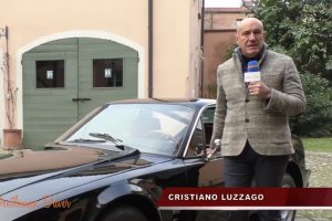 cristiano luzzago documentario SKY TV alfa romeo GT Junior Zagato gentleman driver