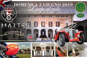 l'arte al volo, raduno del British club Italia del 2 giugno 2019 (1)