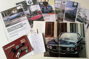 1971 BMW E9 2800 CS www.ccristianoluzzago.it brescia italy (57)