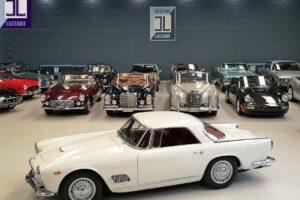 1961 MASERATI 3500 GT TOURING SUPERLEGGERA www.cristianoluzzago.it brescia italy (1)