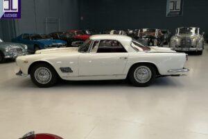 1961 MASERATI 3500 GT TOURING SUPERLEGGERA www.cristianoluzzago.it brescia italy (11)