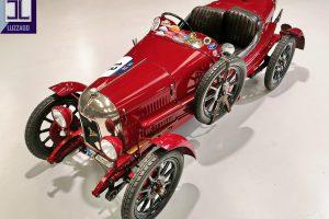 FIAT 501 SPORT 1923 www.cristianoluzzago.it brescia italy (10)