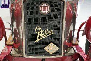 FIAT 501 SPORT 1923 www.cristianoluzzago.it brescia italy (15)