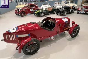 FIAT 501 SPORT 1923 www.cristianoluzzago.it brescia italy (5)