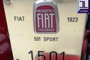 FIAT 501 SPORT 1923 www.cristianoluzzago.it brescia italy (78)