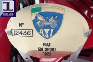 FIAT 501 SPORT 1923 www.cristianoluzzago.it brescia italy (81)