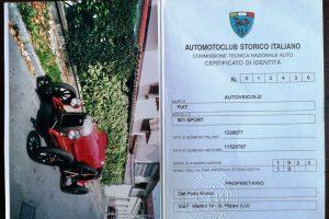 FIAT 501 SPORT 1923 www.cristianoluzzago.it brescia italy (82)