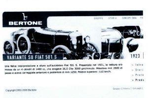 FIAT 501 SPORT 1923 www.cristianoluzzago.it brescia italy (92