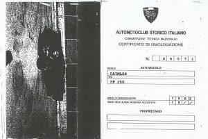 DAIMLER SP 250 DART www.cristianoluzzago.it Brescia Italy (48)
