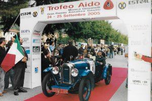 2005 Trofeo Aido 1924 AMILCAR CGS www.cristianoluzzago.it brescia italy