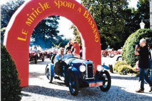 2007 Mitiche Sport a Bassano 1924 AMILCAR CGS www.cristianoluzzago.it brescia italy