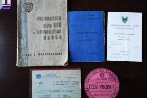 1951 LANCIA ARDEA FURGONETTA www.cristianoluzzago.it Brescia italy (33)