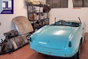 1959 ALFA ROMEO GIULIETTA 750 F SPIDER VELOCE (10)