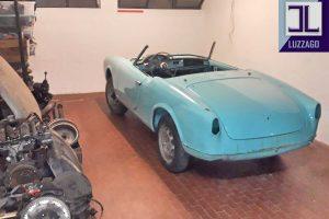 1959 ALFA ROMEO GIULIETTA 750 F SPIDER VELOCE (11)